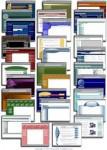 template pentru pagini