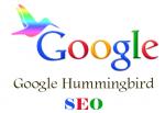 Google Hummingbird SEOGoogle Hummingbird SEO